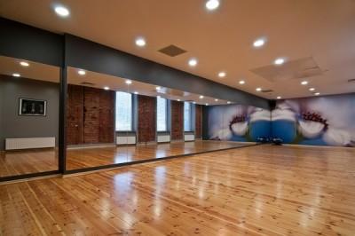 Fitness Klub Rytm - sala treningowa
